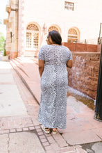 Load image into Gallery viewer, Minty Leopard Print Maxi