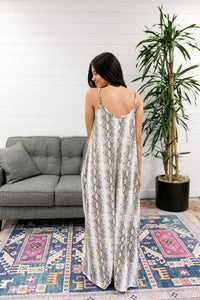 Skin In The Game Maxi Dress - Boho Valley Boutique