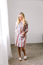 Load image into Gallery viewer, Weekend In The Hamptons Midi Dress