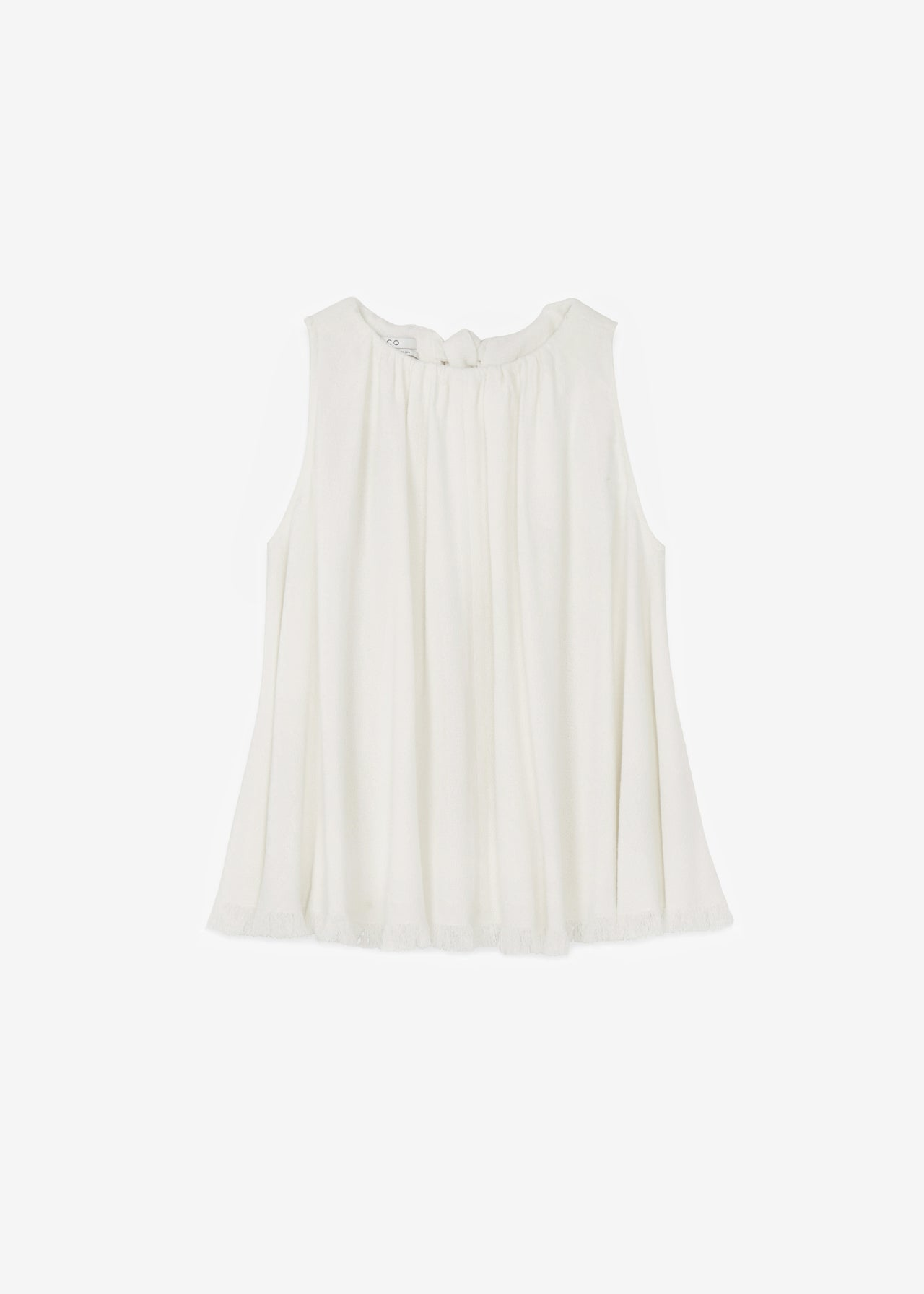 Halter Swing Blouse - CO Collections