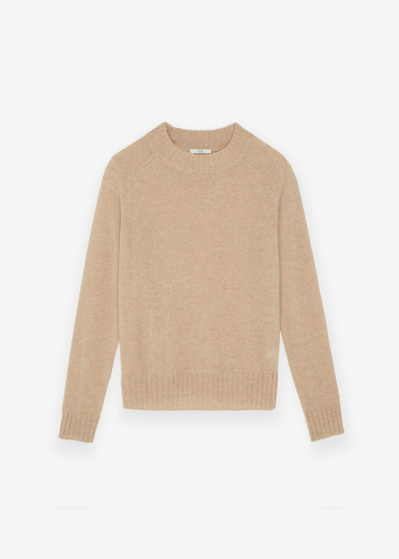 Raglan Crew Neck Sweater - CO Collections
