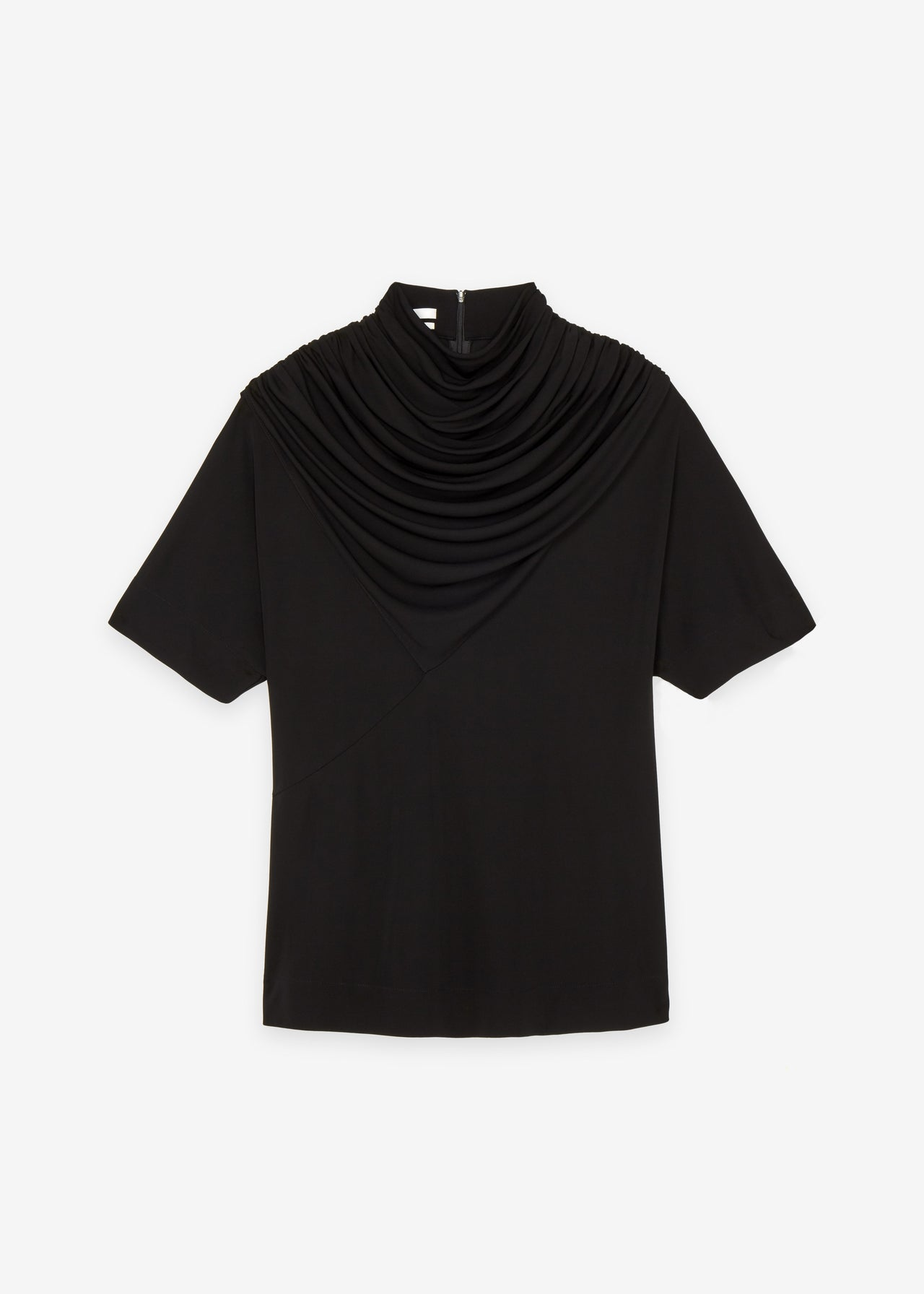 Drape Neck Top - CO Collections