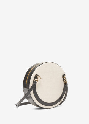 Round Cross Body Bag