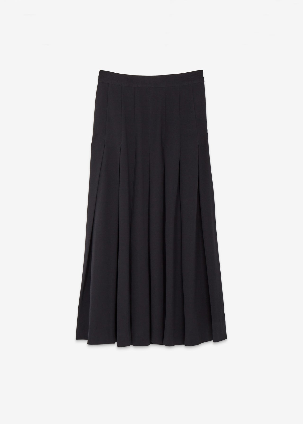 Box Pleat Skirt - CO Collections