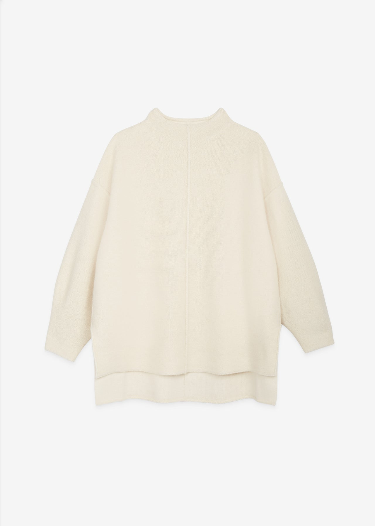 Felted Wool Sweater - CO Collections