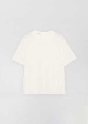 Crepe T-Shirt - Co Collections