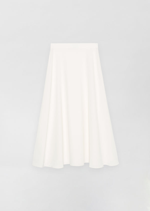Bias Skirt - Ivory - CO Collections