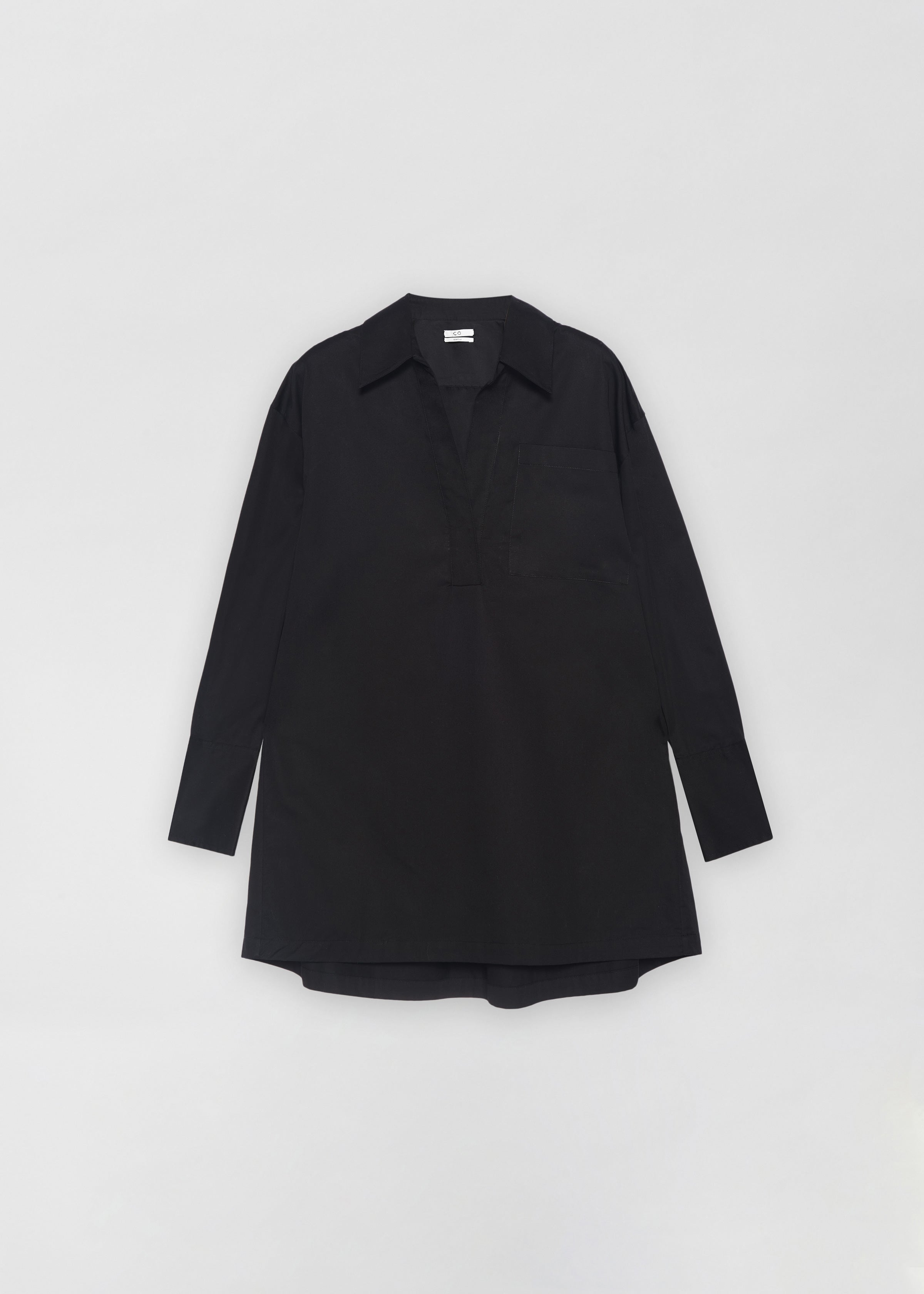 Half Placket Shirt - Co Collections