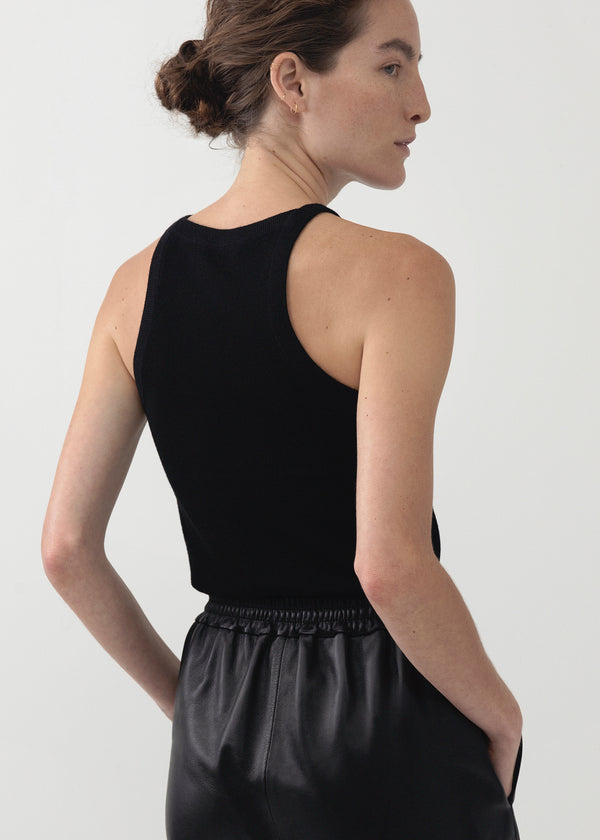 Knit Tank in Merino Wool - CO