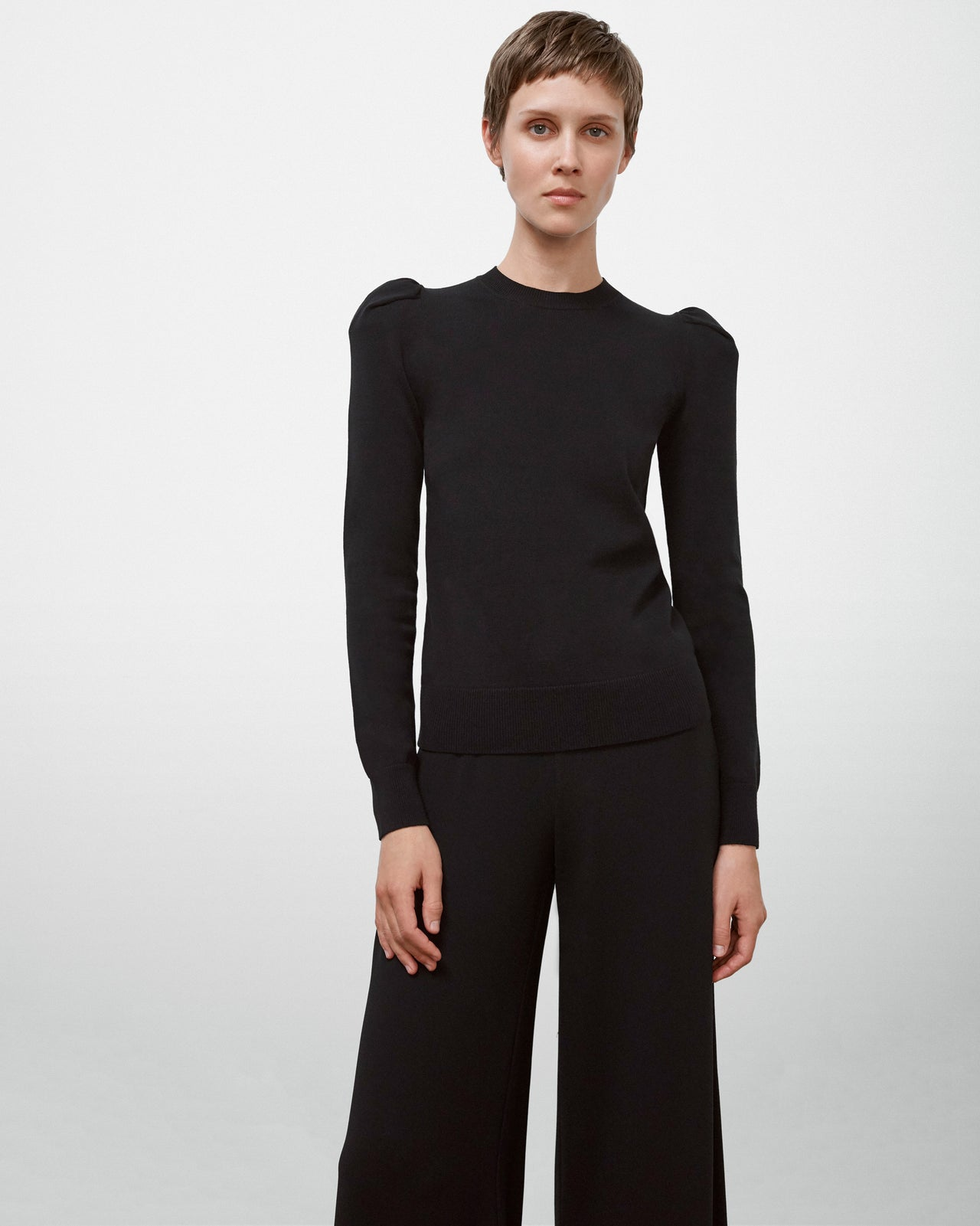 Puff Shoulder Sweater - CO Collections