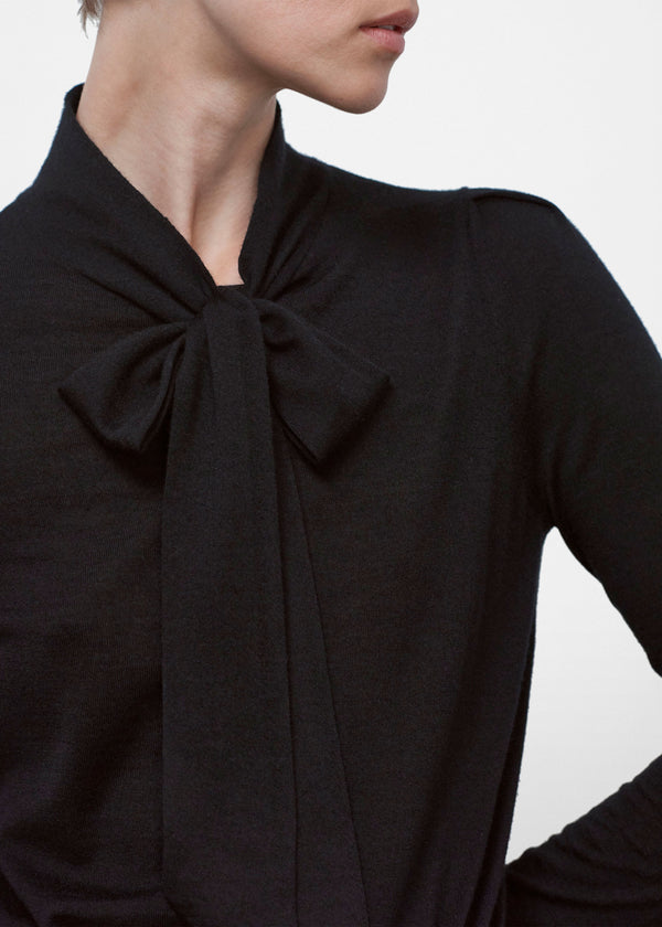 Tie Collar Knit - CO Collections