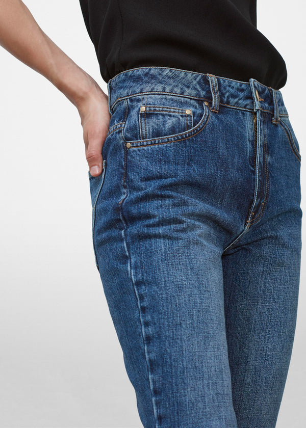 Cropped Flare Jean - CO Collections