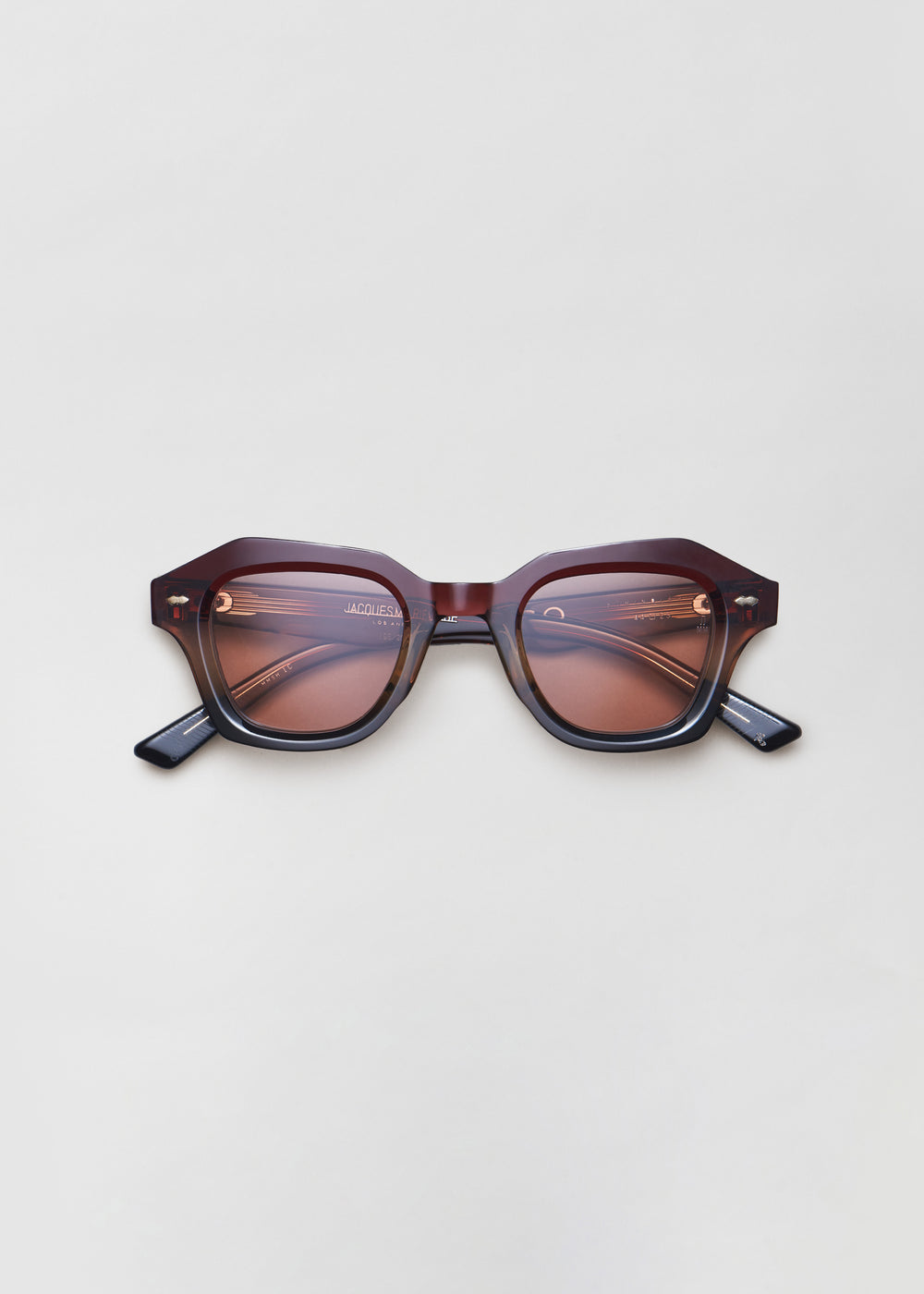 Schindler Sunglasses in Noir in Empire by Co Collections