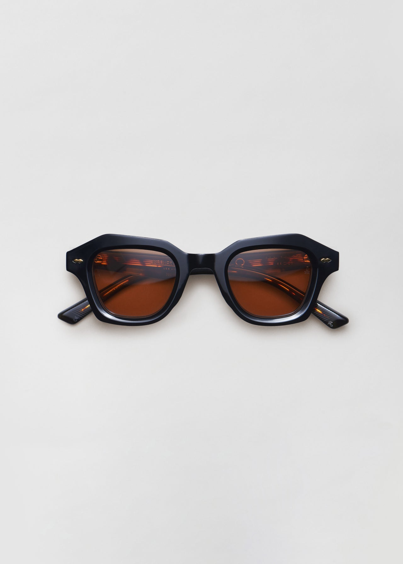 Schindler Sunglasses in Noir