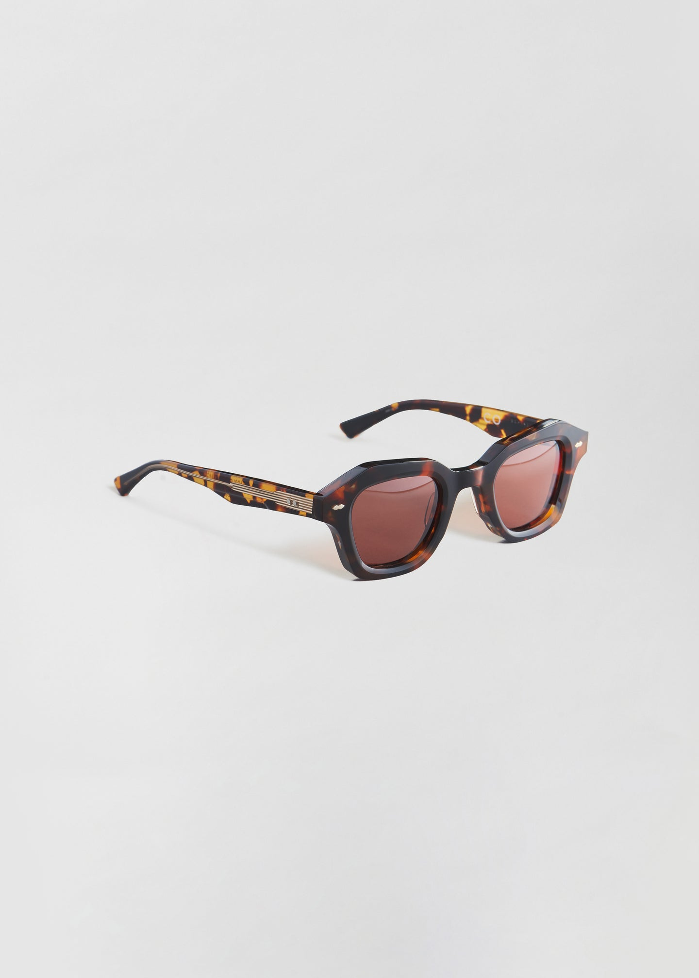Schindler Sunglasses in Lava - CO