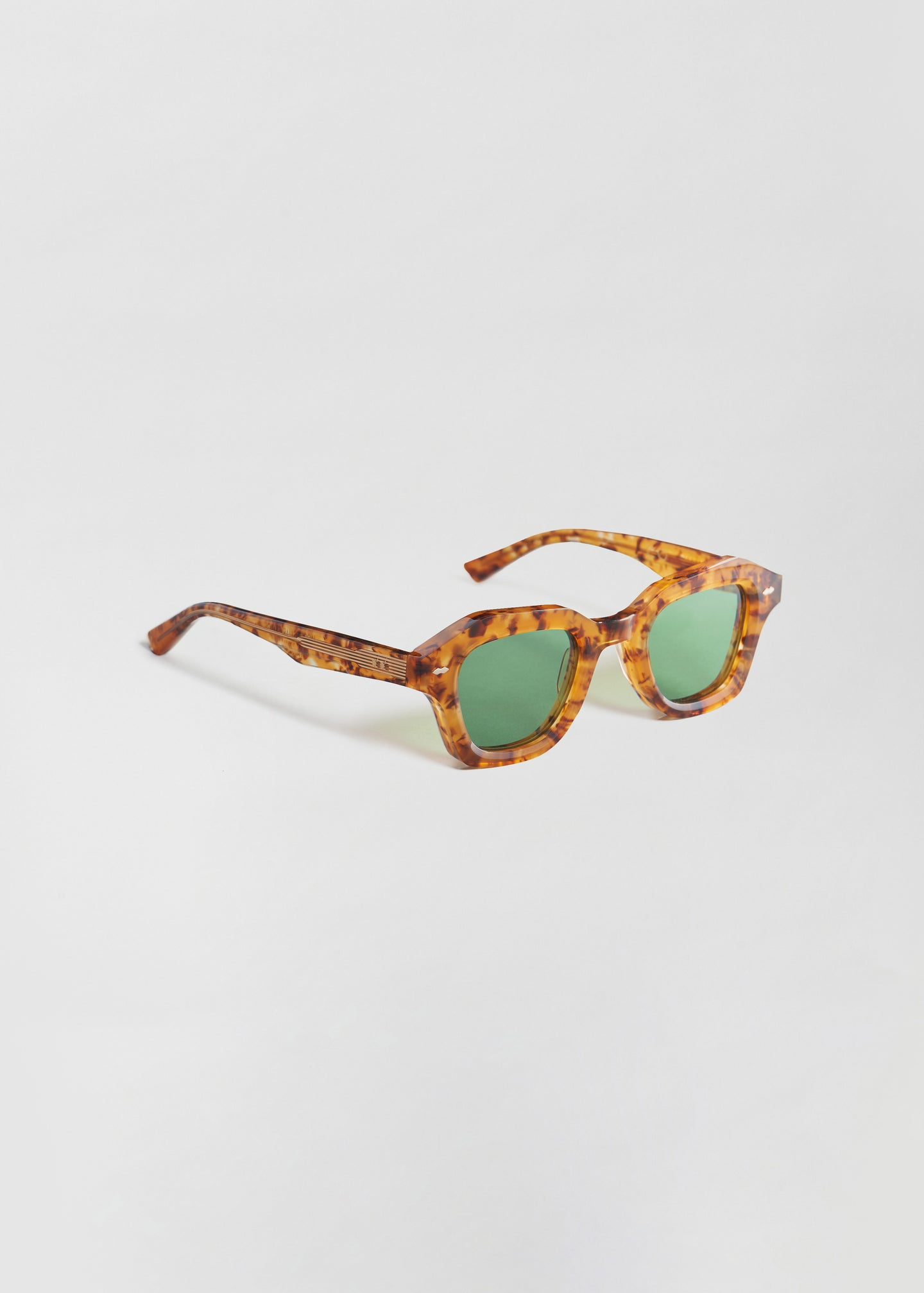 Schindler Sunglasses in Vintage Tort - CO
