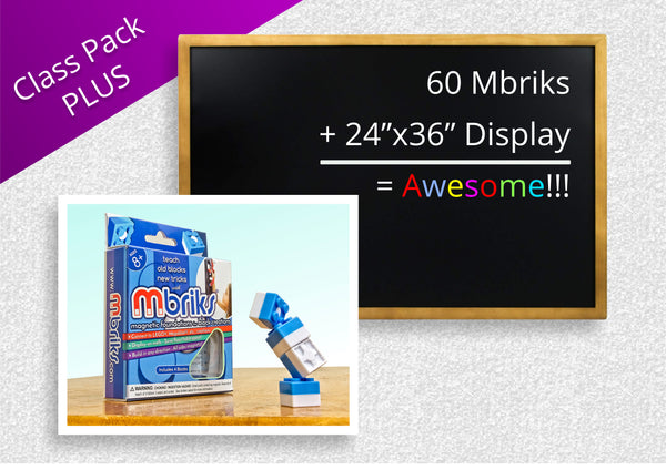 Mbriks Class Pack Plus