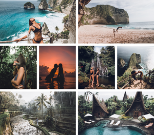 Bali all in preset collection