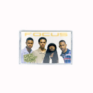 FOCUS-Souls of Mischief (Cassette Tape)