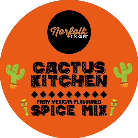 Cactus Kitchen rub - TIN