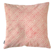 Load image into Gallery viewer, Cushion Cover Facet Rose Organic Cotton