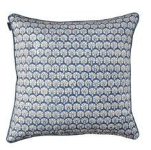 Load image into Gallery viewer, Cushion Cover Organic Cotton - Carnation Blue