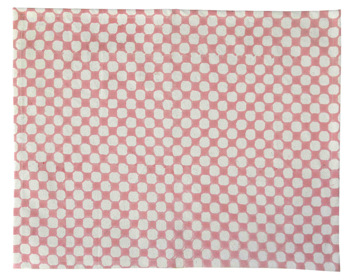Dots Rose Placemat