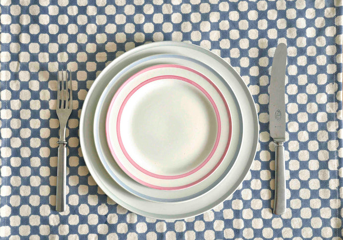 Dots Blue Placemat