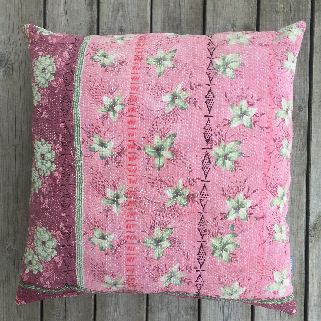 Vintage Cushion Cover Heather