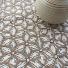 Load image into Gallery viewer, Tablecloth Organic Cotton - Tara Sand Beige 150x340 cm
