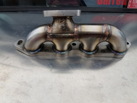 1985-1989 MR2 Turbo Manifold