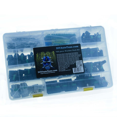 755 Piece Weather Pack Kit