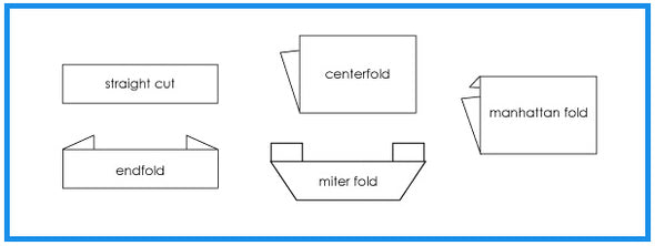 Label fold types