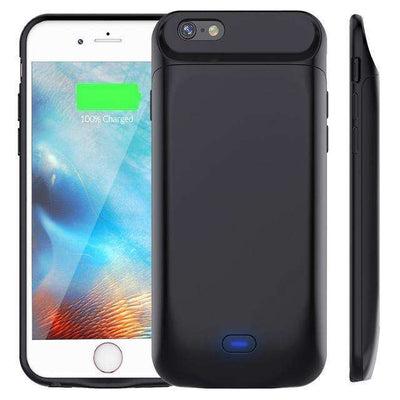 3,600-7,200 mAh Magnetic Mobile Power Bank For iPhone 6, 6S, 7, 8, Plus and X - HYPR Supply