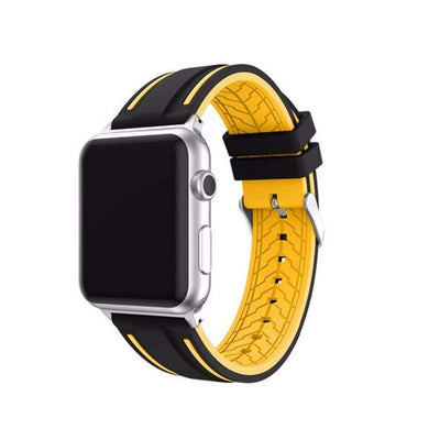 Apple Watch - Thick Sport Silicone Band - HYPR Supply