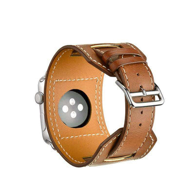 Apple Watch - Wide Genuine Leather Band - HYPR Supply