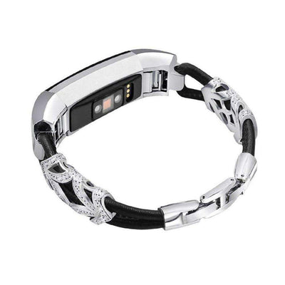Fitbit Alta/Alta HR - Stainless Steel Bracelet Band - HYPR Supply