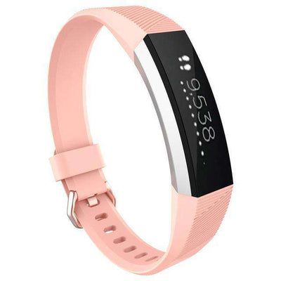 Fitbit Alta - Thin Groove Silicone Band - HYPR Supply