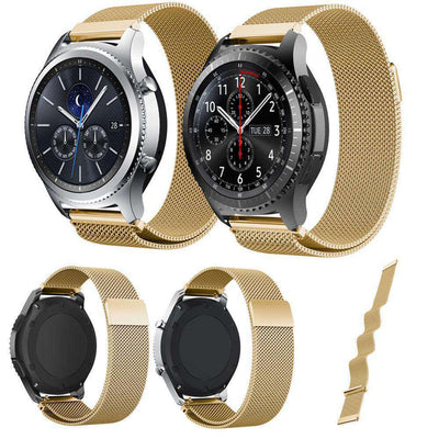 Samsung Gear S3 - Milanese Magnetic Band - Buy 2, Get 1 Free! - HYPR Supply
