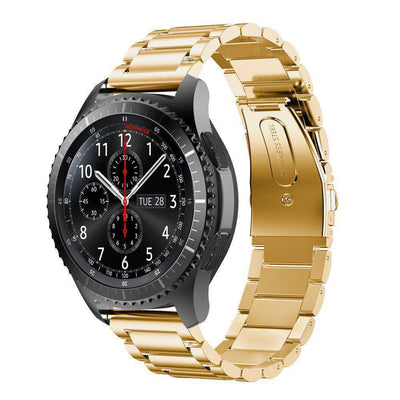Samsung Gear S3 - Stainless Steel Link Band (Includes Free Adjusting Tool) - HYPR Supply