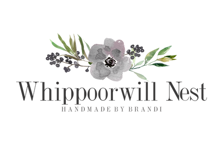 Whippoorwill Nest Props
