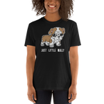 Just Little Bully. Short-Sleeve Unisex T-Shirt