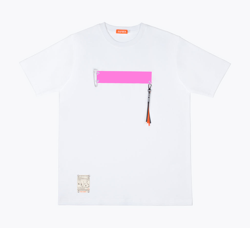 212°FUN Bar Tee (White)