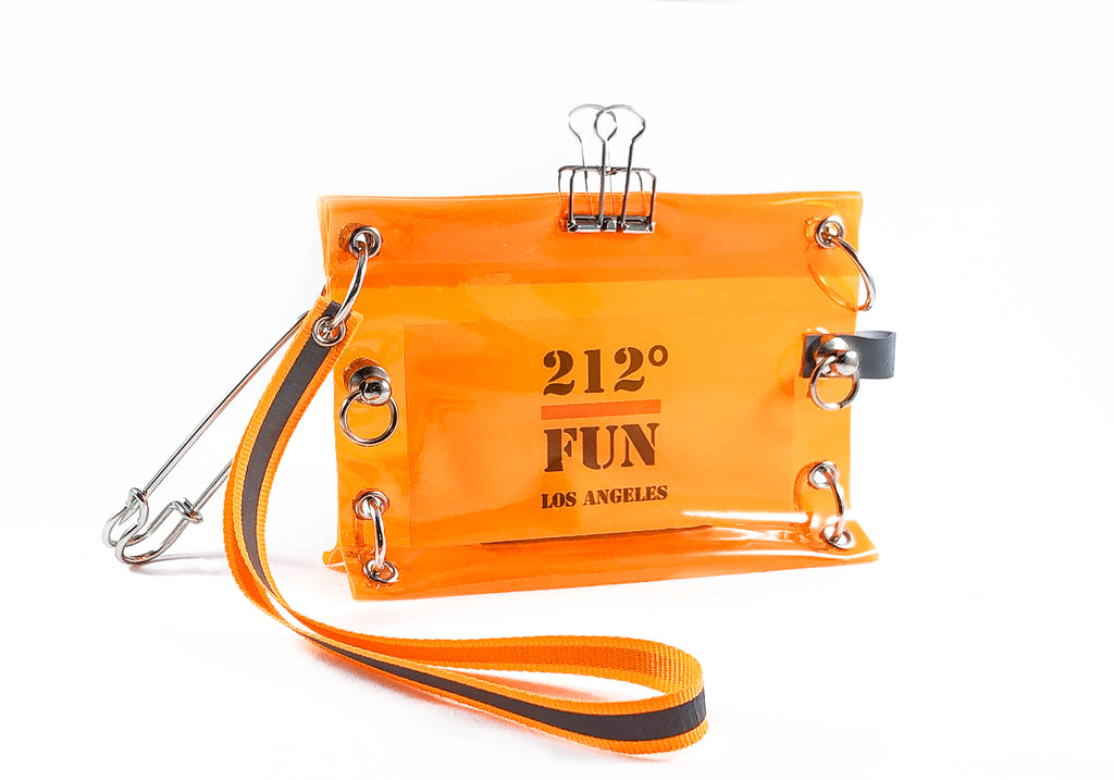 Cocktail Series PVC Small Bag