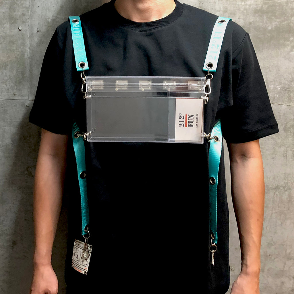 Clear Chest Rig