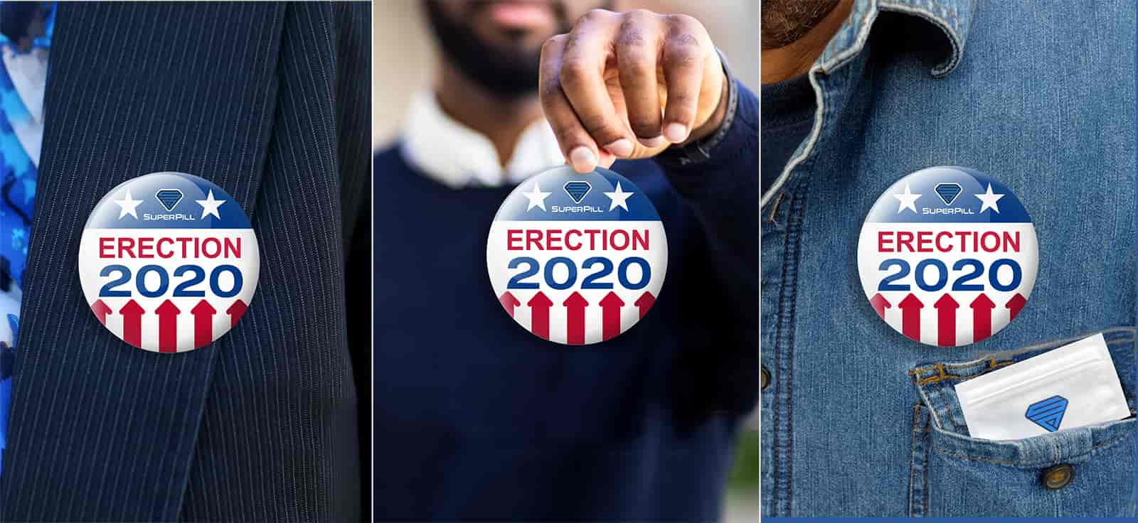 Erection 2020 - Make Your Vote Count