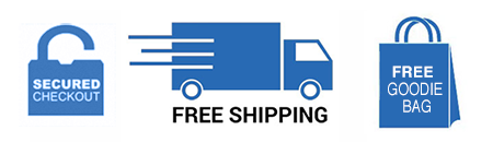 Secured Checkout | Free Shipping | Free Goodie Bag | SuperPill
