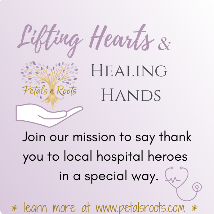 Lifting Hearts and Healing Hands