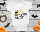 So Franken Adorable SVG Cut File Crafty Mama Studios, Make Your Own Shirt