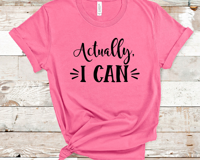 Actually, I Can SVG - Crafty Mama Studios